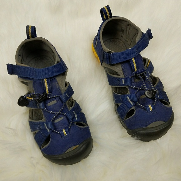 Keen Other - EUC Children s Keen Sandals Blue ...